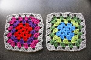Granny square 2&3